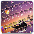 Romantic Lanterns Keyboard Theme
