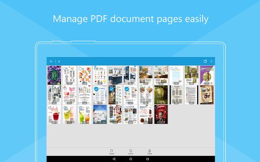 Foxit Mobile PDF  - Edit and Convert 6.6.1.0121 screenshots 19