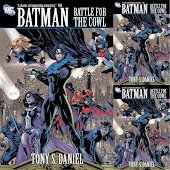 Batman: Battle for the Cowl
