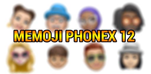 MEMOJI PHONEX emoji for PC