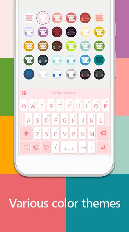 Keyboard- screenshot