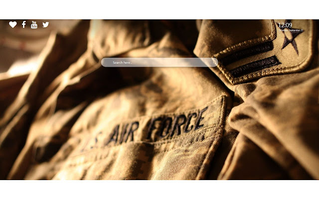 US Army Air Force Wallpaper