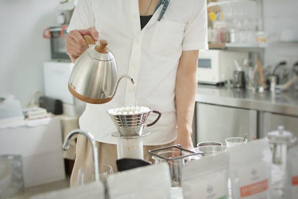 W&M Workshop|來自東京的淺烘焙單品咖啡