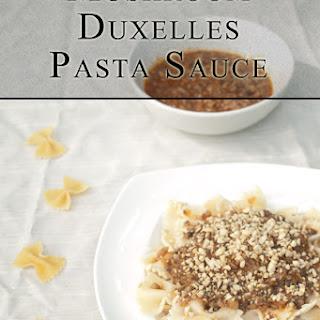 Mushroom Sauce Without Cream Pasta Recipes.