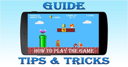 Guide for Super Mario 1.0 screenshots 1