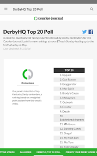 Derby HQ- screenshot thumbnail