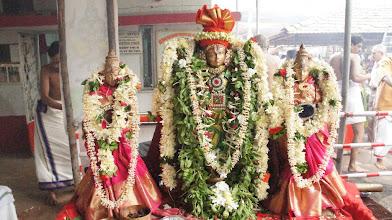Photo: Sri Venkateswara Swamy Temple Prathishttha (Panvel, Mumbai, MH, India - 2012 Jun 8)