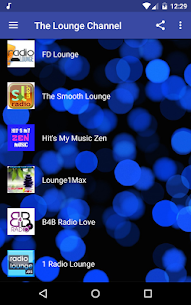 THE LOUNGE CHANNEL MOD APK LIVE RADIOS CHILL OUT,DOWNLOAD FREE 2020 2