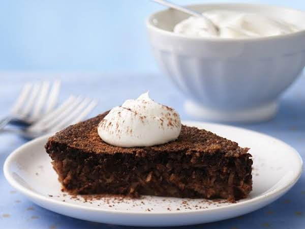 Impossible Chocolate Pie From Www.halfhoursmeals.com