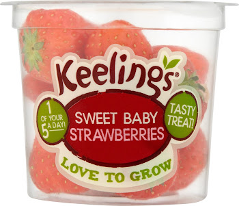 Keeling's Fresh Fruit - Sweet Baby Strawberries