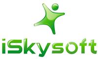 logotipo iskysoft