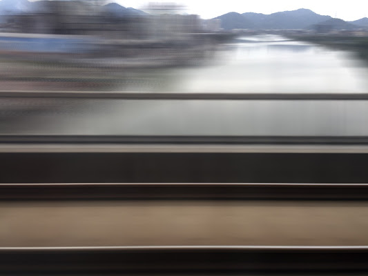 Binari sul fiume di nickfor