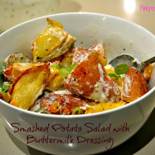 Smashed Potato Salad Recipe