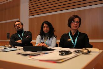 Photo: Mario, Giannarita and Ippolita - a nice team