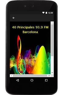 radio Barcelona España gratis - náhled