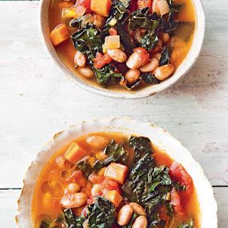 Tuscan Bean Soup.