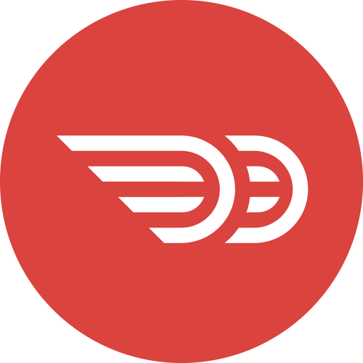 Food Delivery by DoorDash 旅遊 App LOGO-硬是要APP