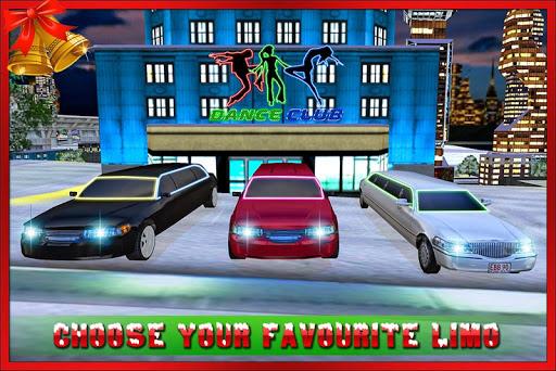 玩模擬App|クリスマス市:リムジンドライバー免費|APP試玩