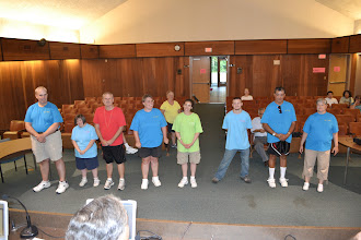 Photo: H.A.M. Program Performs their Summer Camp Song