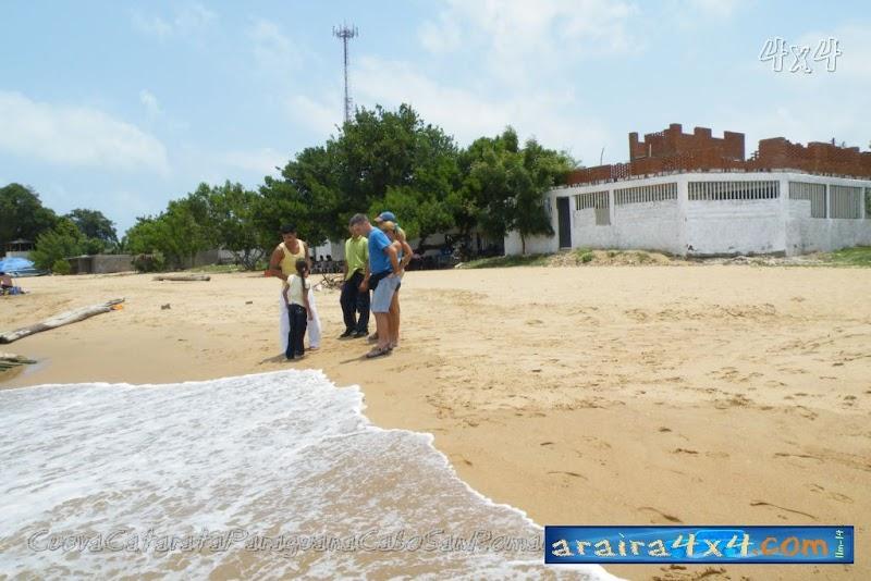 Playa San Juan de Los Cayos F150, Estado Falcon, Venezuela