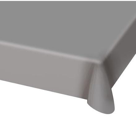 Duk, silver, 180x130 cm