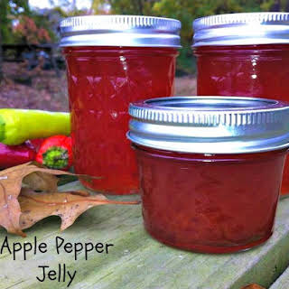 Apple Pepper Jelly.