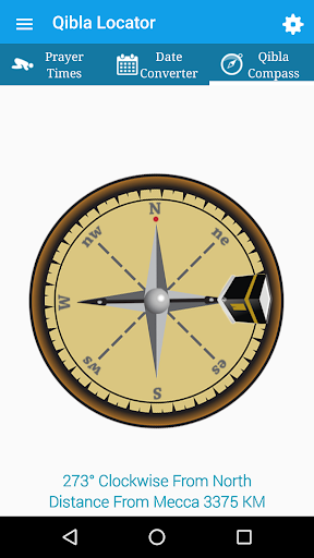 Qibla Locator: Prayer Times, Azan & Ramadan 2018 for PC