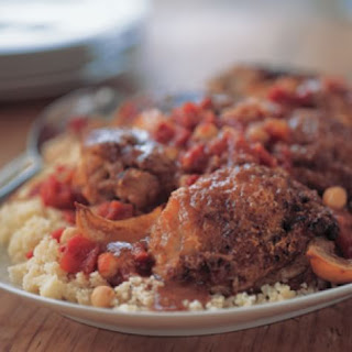 Chicken Tagine.