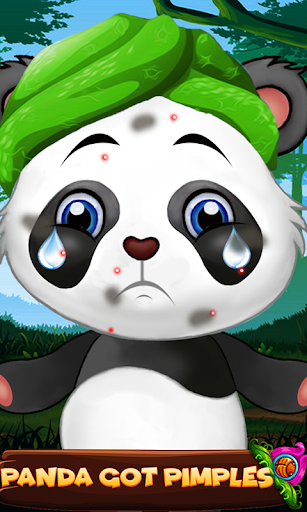 Cute Panda Cleanup Salon: Panda Wash & Makeup Spa 1.0 screenshots 10
