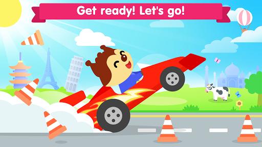 Car game for toddlers - kids racing cars games screenshot 5
