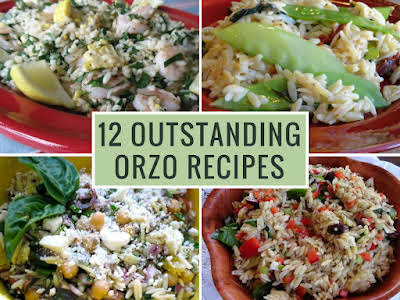 12 Outstanding Orzo Recipes