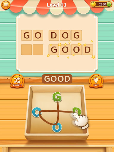 Word Shop - Brain Puzzle Games 2.6.2 screenshots 15