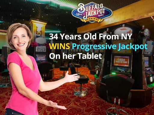 Buffalo Jackpot Casino Games & Slots Machines 2.1.1 screenshots 18