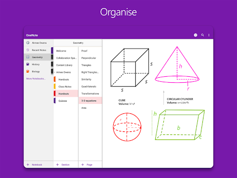 OneNote APK screenshot thumbnail 12