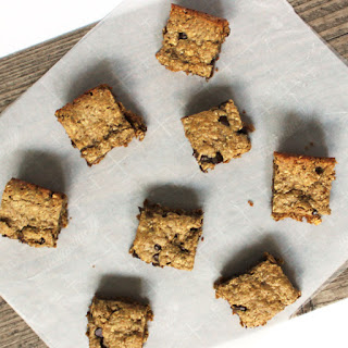 Peanut Butter Protein Oatmeal Bar Recipes