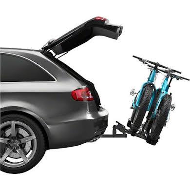 """Thule 9044 T2 Classic 2"""" Receiver Hitch Rack: 2 Bike"""