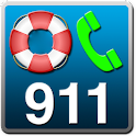 Emergency Call 911™ icon