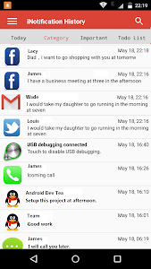 Notification History Master screenshot 3