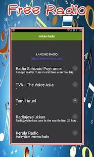 Indický rozhlas - náhled