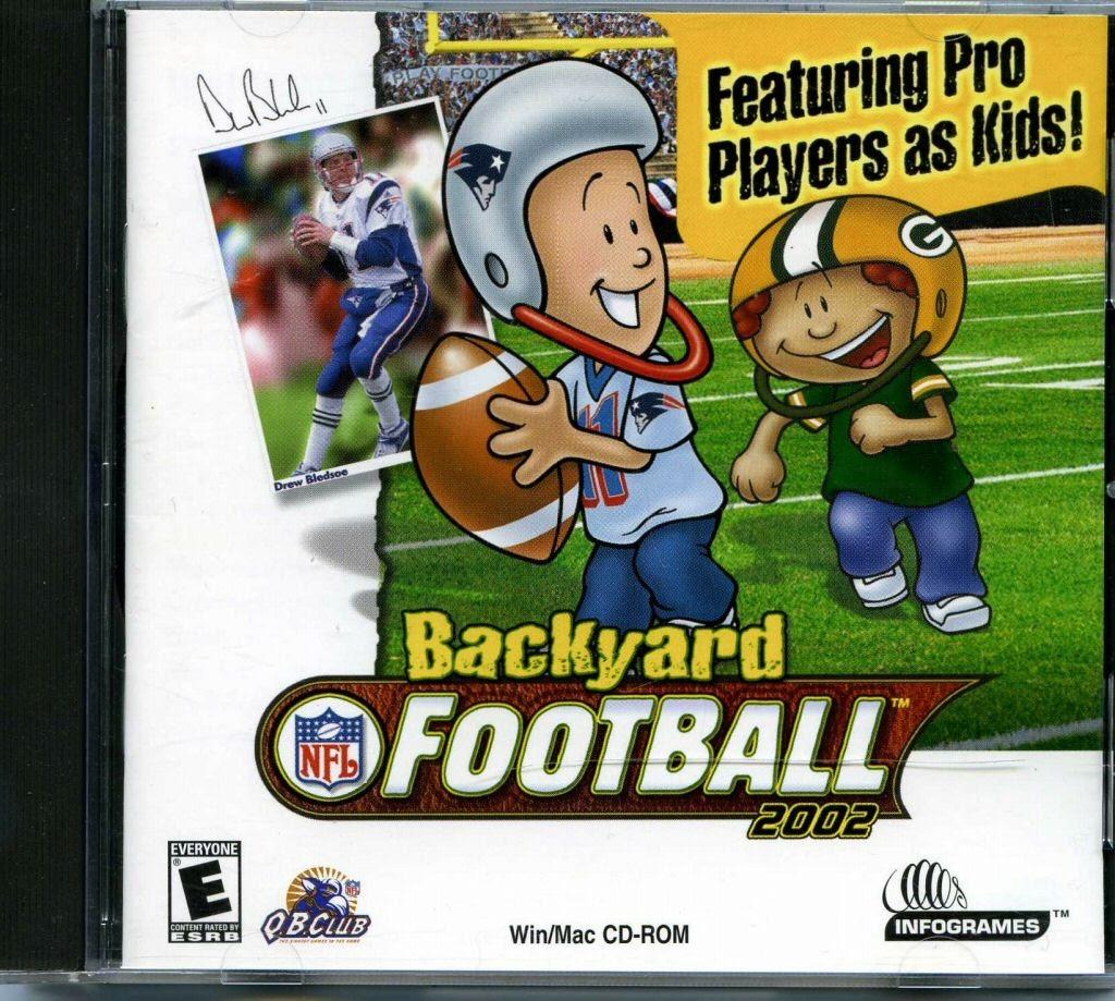 Backyard Football Players - House Backyards