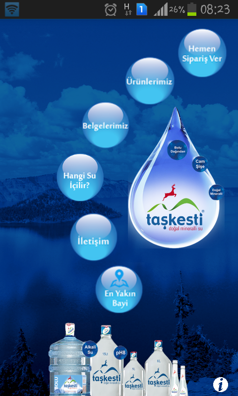 Taşkesti Su- screenshot