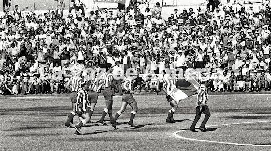 La Superliga del estadio de la Falange