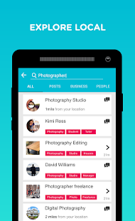 ChatFind screenshot