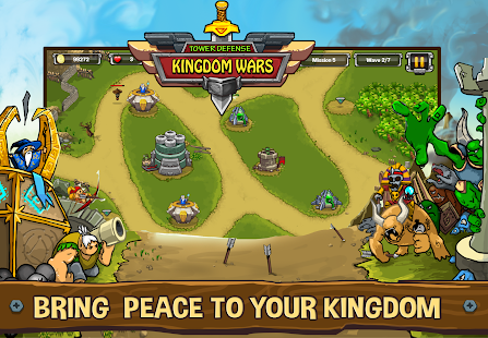 Tower Defense: Kingdom Wars ( Defender, TD Games)- screenshot thumbnail