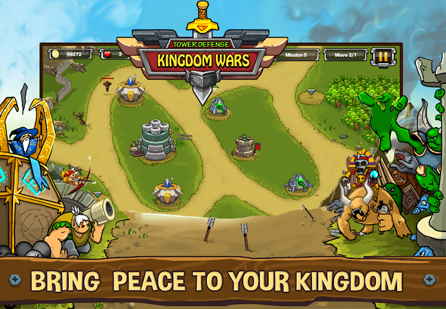 Tower Defense: Kingdom Wars v2.0.3 [Mod]