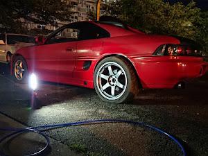 MR2 SW20 3型 GT-Sののカスタム事例画像 よすを 【チーム改車音】さんの2018年09月19日18:53の投稿