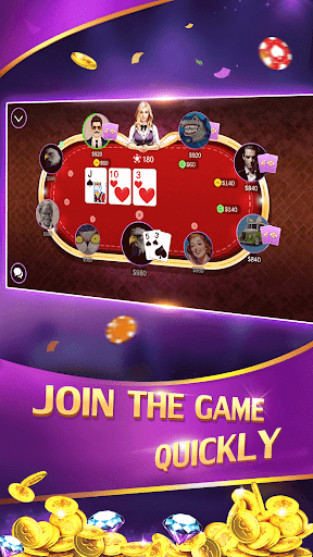 Texas Hold'em Poker 1.22 screenshots 5