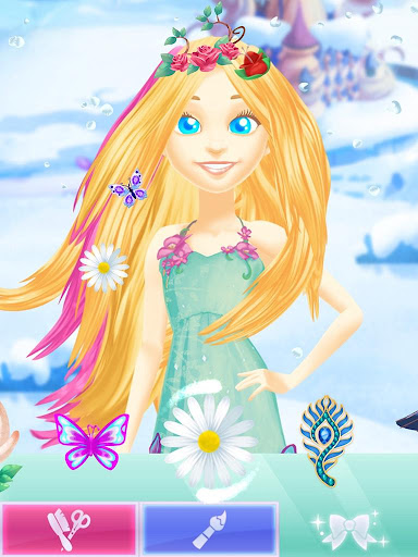 Barbie Dreamtopia Magical Hair screenshot 3