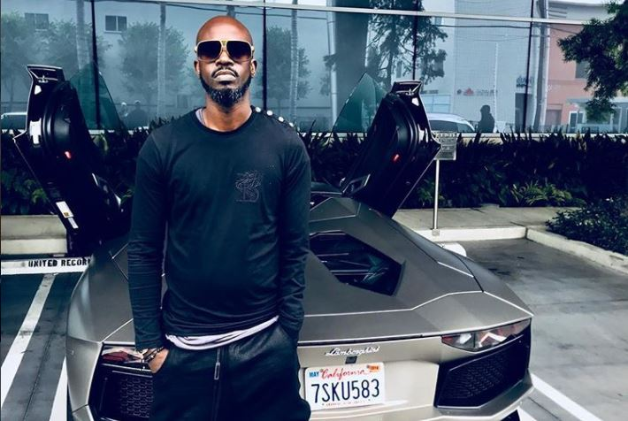 Black Coffee announces upcoming 'Africa Is Not A Jungle' tour dates