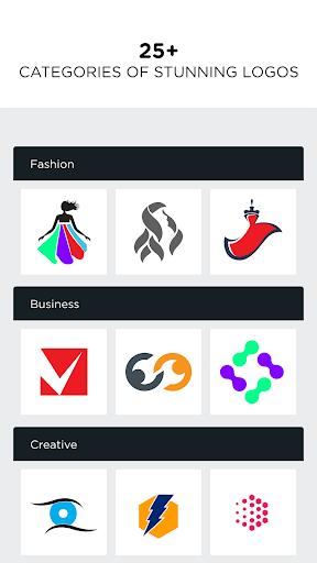 Logo Maker - Pro Logo Creator  screenshots 2